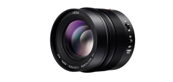 Leica DG NOCTICRON 42,5mm f1.2 ASPH.
