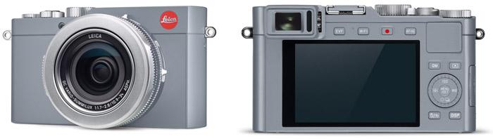 Leica D-Lux - Solid Gray jetzt bei Foto Seitz