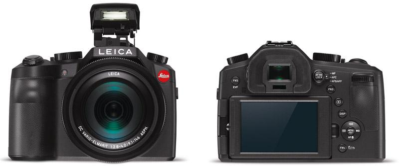 Leica V-Lux Typ114 bei Foto Seitz in Nürnberg