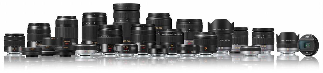 Panasonic Objektive jetzt bei Foto Seitz in Nürnberg kaufen