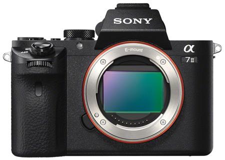 Sony 7 II jetzt bei Foto Seitz in der Nürnberger Innenstadt