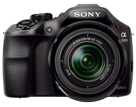 Sony Alpha 3000 von Foto Seitz
