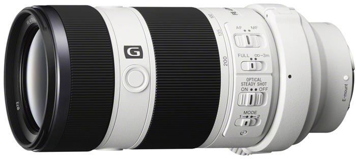 Sony SEL FE 70-200mm F4 G OSS bei Foto Seitz in Nürnberg