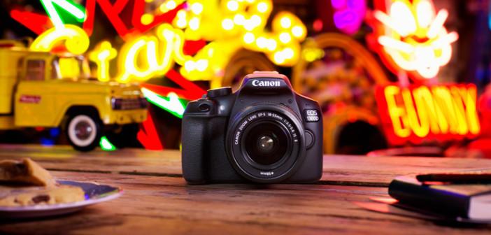 Canon EOS 1300D jetzt bei Foto Seitz