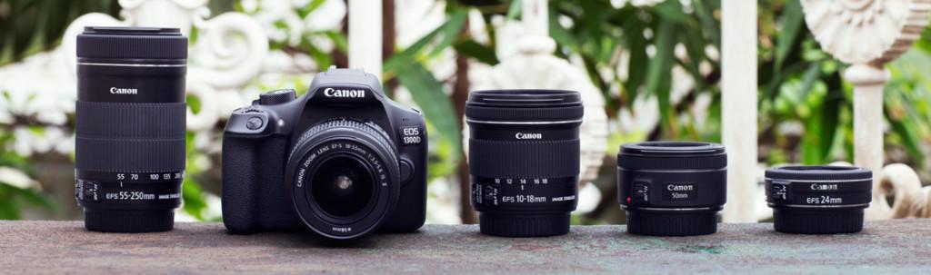 Canon EOS 1300D jetzt bei Foto Seitz in Nürnberg