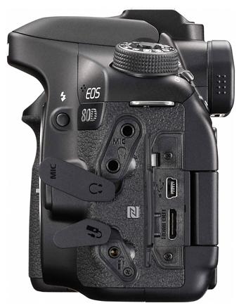 Canon EOS 80D bei Foto Seitz in der Nürnberger Innenstadt