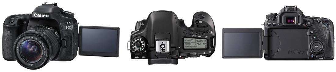 Canon EOS 80D jetzt NEU bei Foto Seitz in Nürnberg