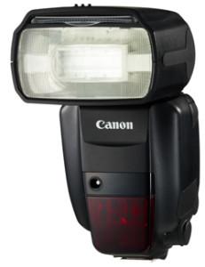 Canon Speedlite 600 EX-RT Blitz bei Foto Seitz in Nürnberg