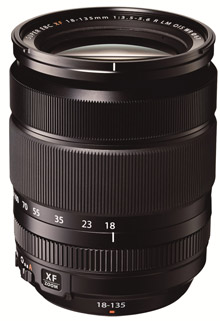 FUJINON 18-135mm R LM OIS WR bei Foto Seitz in Nürnberg