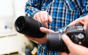 Foto Objektive bei Foto Seitz