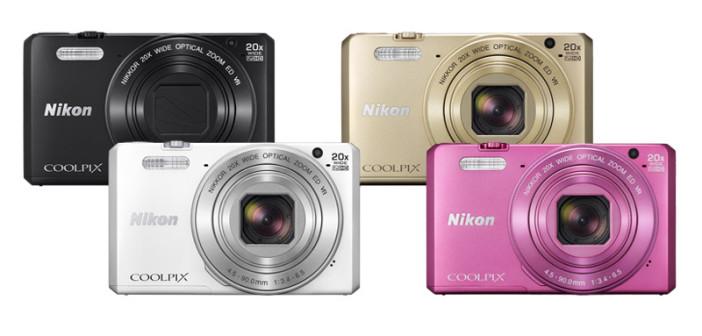 Nikon Coolpix S7000 bei Foto Seitz