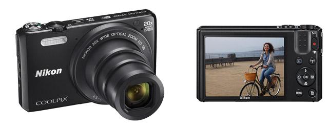 Nikon Coolpix S7000 bei Foto Seitz in Nürnberg