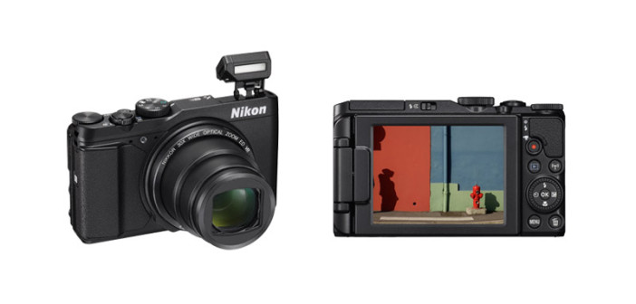 Nikon Coolpix S9900 bei Foto Seitz in Nürnberg
