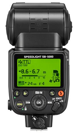Nikon SB-5000 jetzt bei Foto Seitz in Nürnberg
