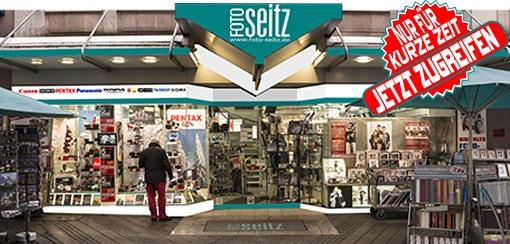 TOP Aktionen und Angebote bei Foto Seitz in Nürnberg