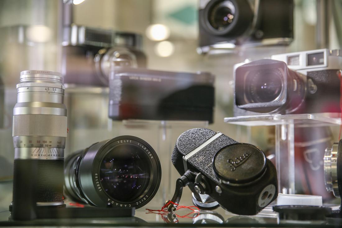 Kamera und Objektiv Ankauf bei Foto Seitz in der Nürnberger Innenstadt