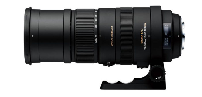 Sigma 150-500mm f5-6.3 DG APO OS HSM bei Foto Seitz