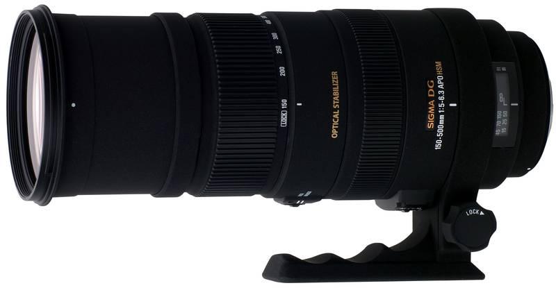 Sigma 150-500mm f5-6.3 DG APO OS HSM bei Foto Seitz in Nürnberg