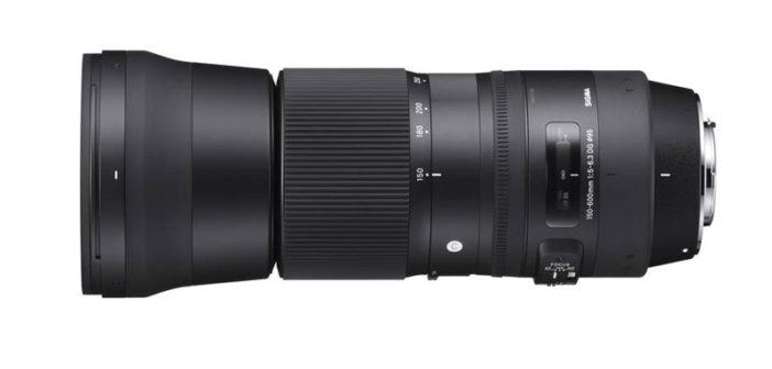 Sigma 150-600mm f5-6.3 DG OS HSM Contemporary bei Foto Seitz