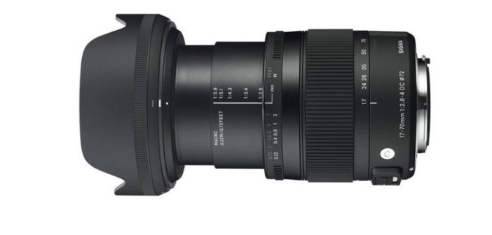 Sigma 17-70mm f2.8-4 DC Macro OS HSM Contemporary bei Foto Seitz