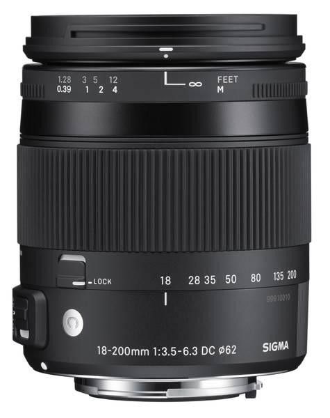 Sigma 18-200mm f3.5-6.3 DC Macro OS HSM Contemporary bei Foto Seitz in der Nürnberger Innenstadt