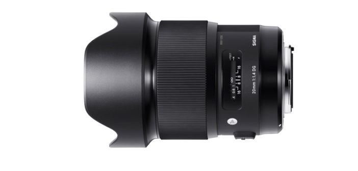 Sigma 20mm f1.4 DG HSM Art bei Foto Seitz