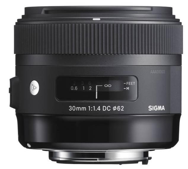 Sigma 30mm f1.4 DC HSM Art bei Foto Seitz in Nürnberg