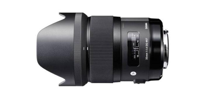 Sigma 35mm f1.4 DG HSM Art bei Foto Seitz