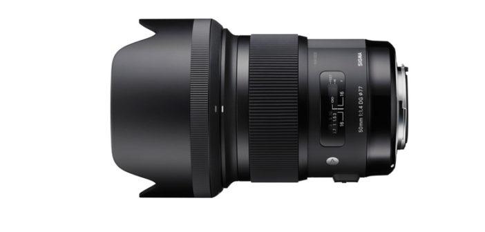 Sigma 50mm f1.4 DG HSM Art bei Foto Seitz