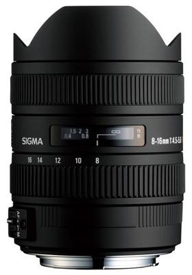 Sigma 8-16mm f4.5-5.6 DC HSM bei Foto Seitz in Nürnberg