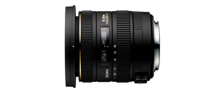 Sigma EX 10-20mm f3.5 DC HSM bei Foto Seitz