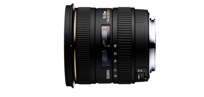 Sigma EX 10-20mm f4-5.6 DC HSM bei Foto Seitz