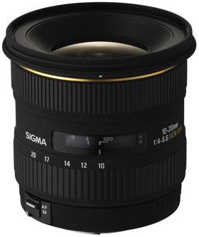 Sigma EX 10-20mm f4-5.6 DC HSM bei Foto Seitz in Nürnberg