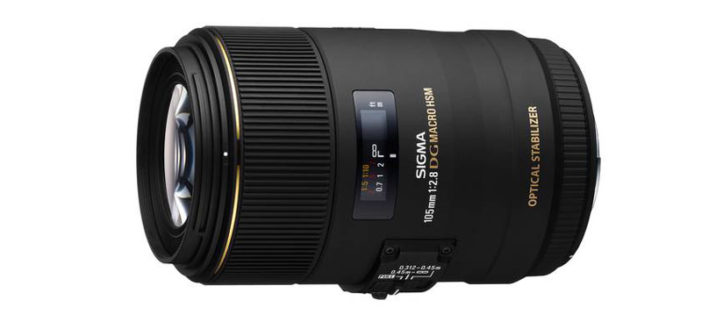 Sigma EX 105mm f2.8 DG OS HSM Macro jetzt bei Foto Seitz