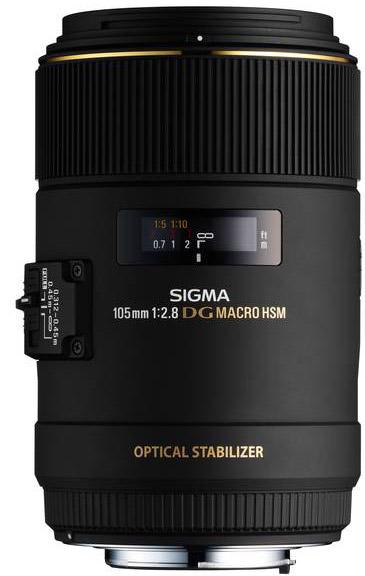 Sigma EX 105mm f2.8 DG OS HSM Macro jetzt bei Foto Seitz in Nürnberg