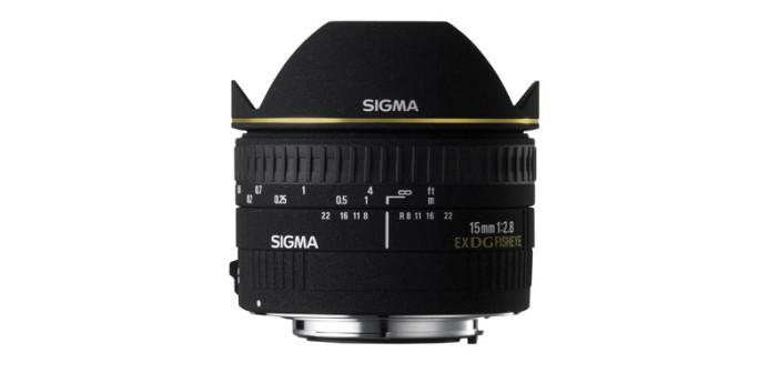 Sigma EX 15mm f2.8 DG bei Foto Seitz