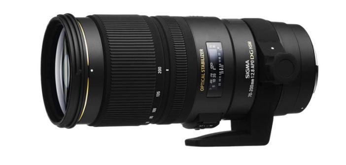 Sigma EX 70-200mm f2.8 DG OS HSM bei Foto Seitz in Nürnberg Innenstadt