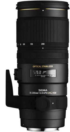 Sigma EX 70-200mm f2.8 DG OS HSM bei Foto Seitz in Nürnberg