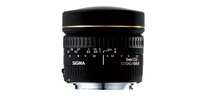 Sigma EX 8mm f3.5 DG bei Foto Seitz