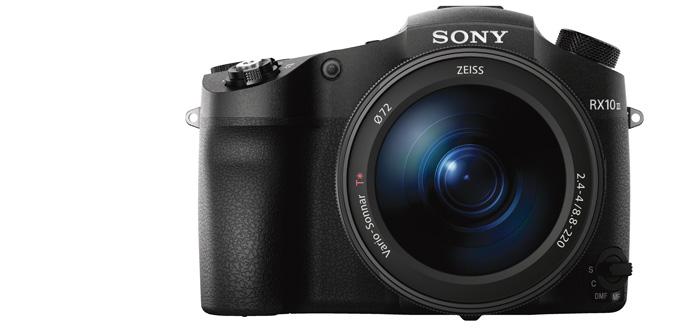 Sony DSC-RX10 III bei Foto Seitz in Nürnberg Innenstadt
