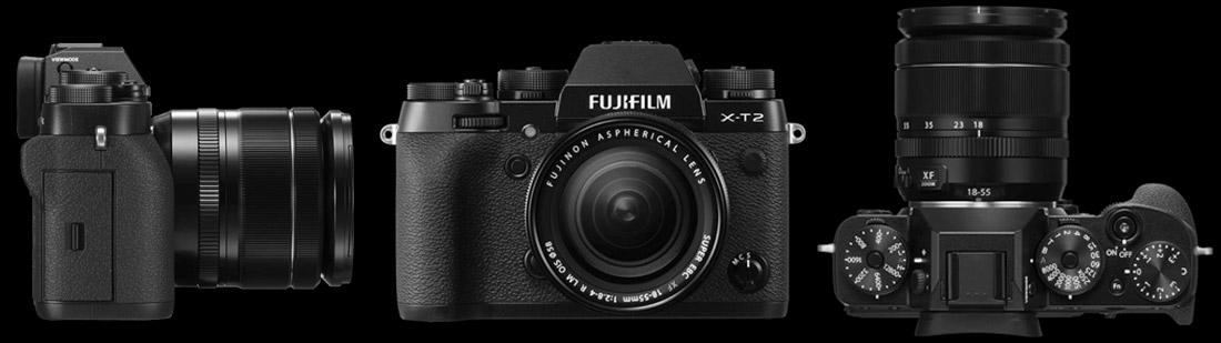 Fujifilm X-T2 FOTONEUHEIT bei Foto Seitz in der Nürnberger Innenstadt