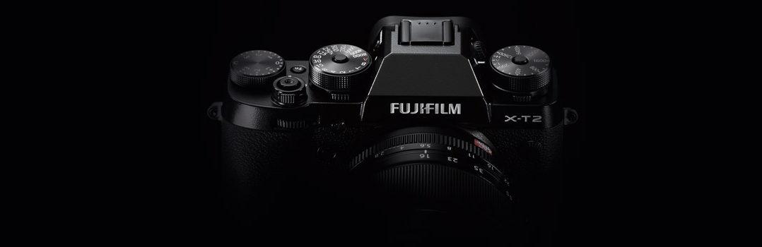 Fujifilm X-T2 neu bei Foto Seitz in Nürnberg