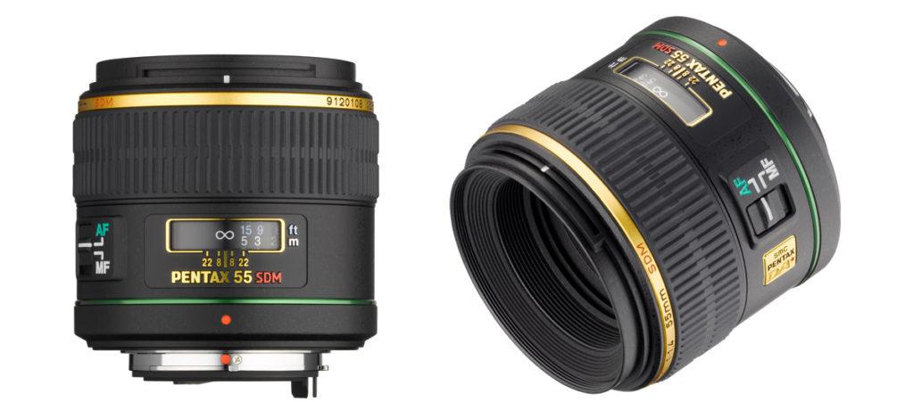 SMC PENTAX-DA* 55mm 1.4 SDM jetzt bei neu Foto Seitz in Nürnberg