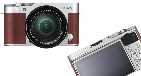 Fujifilm X-A3 bei Foto Seitz in Nürnberg