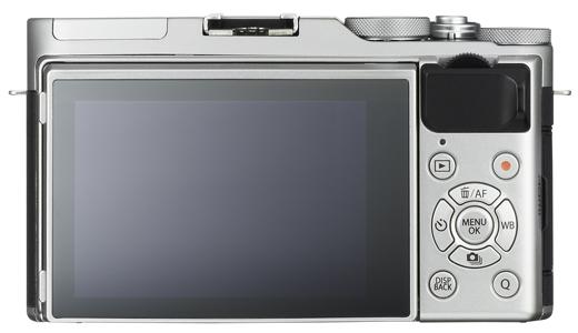 Fujifilm X-A3 mit 16-50mm bei Foto Seitz in Nürnberg Innenstadt