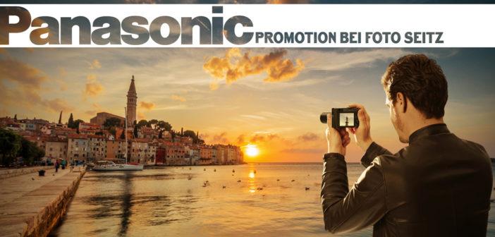 Panasonic G9 Promotion bei Foto Seitz – 30.11.2017