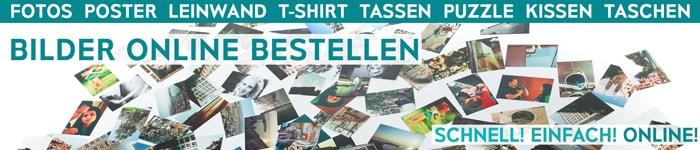 Bilder Poster Leinwand Tassen online bestellen bei Foto Seitz