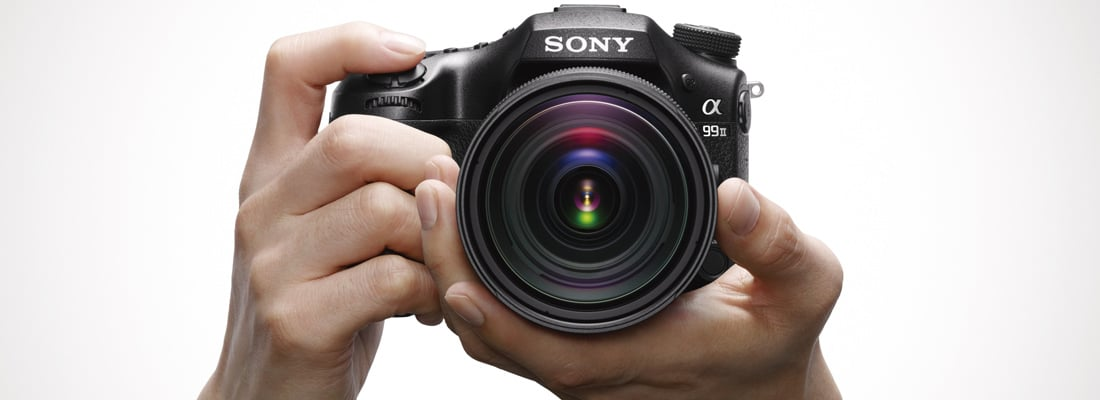 Sony Alpha 99 II bei Foto Seitz