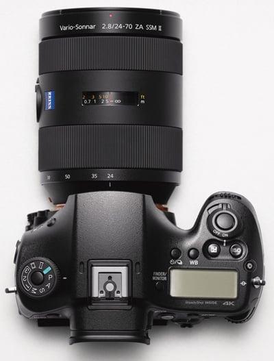 Sony Alpha 99 II jetzt bei Foto Seitz in Nürnberg