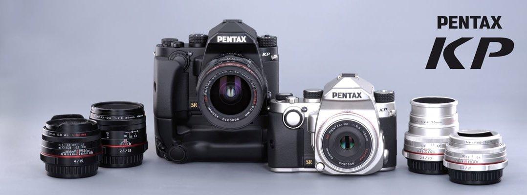 PENTAX-KP jetzt NEU bei Foto Seitz in Nürnberg